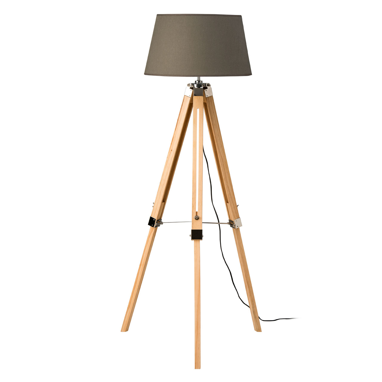 Tripod 1872 Floor Lamp