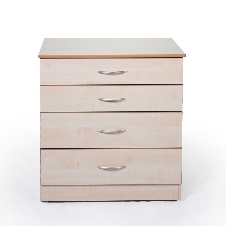 Marseille Chest of 4 Drawers