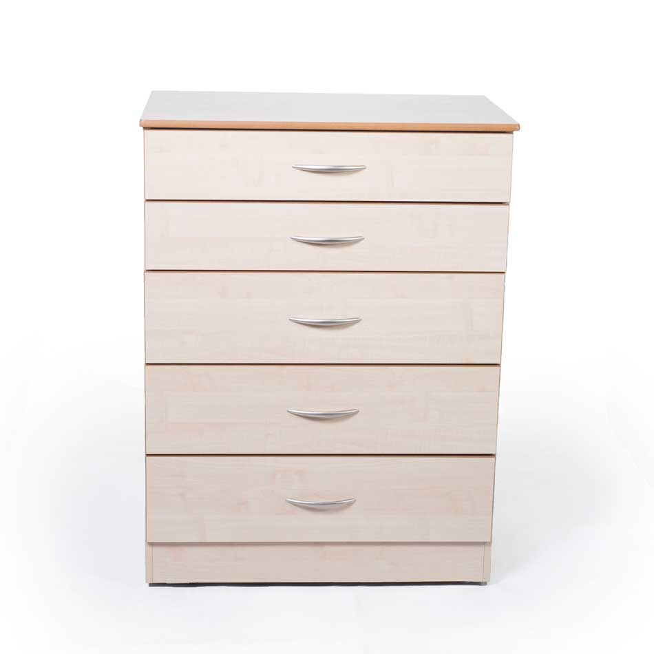 Marseille Chest of 5 Drawers