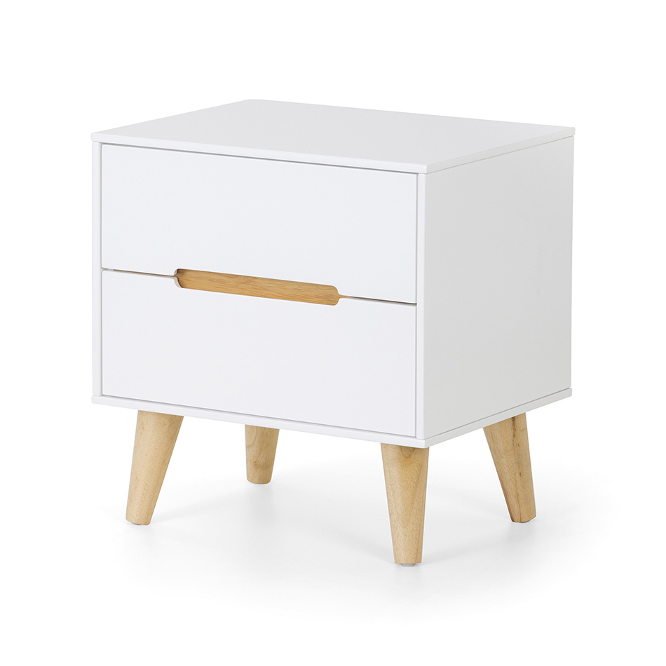 Ella 2 Drawer Bedside