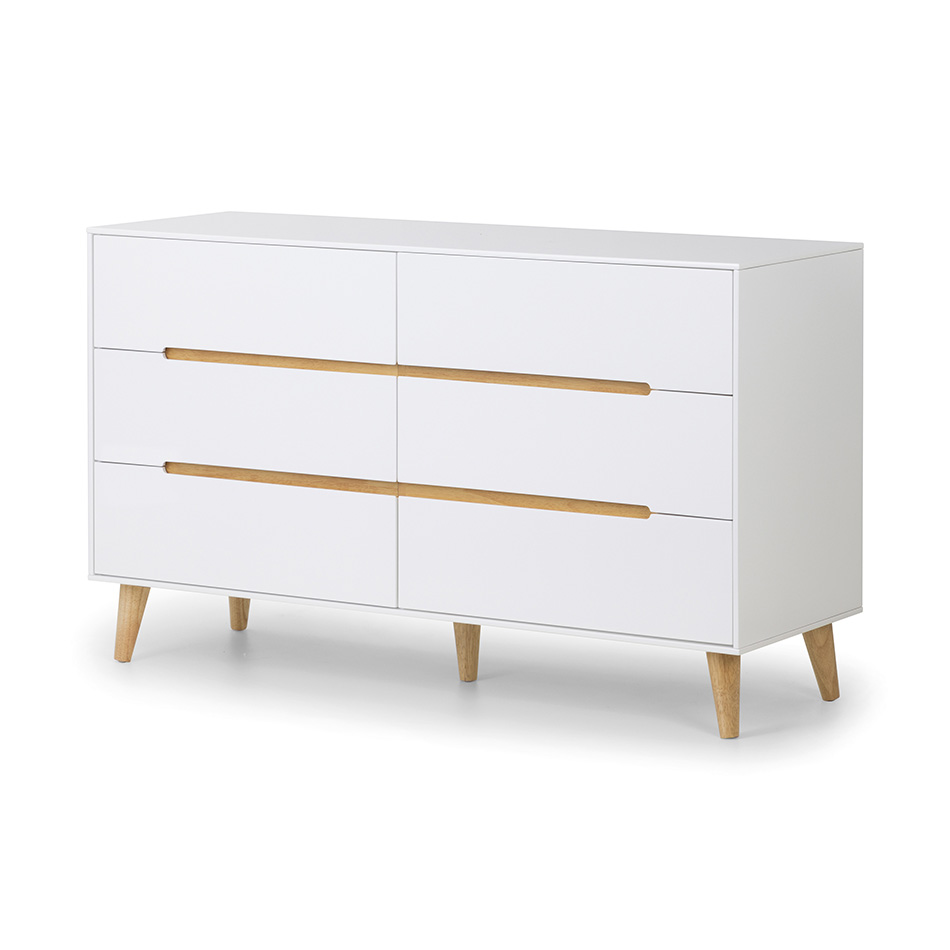 Ella 6 Drawer Chest