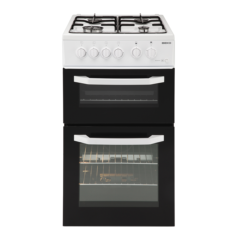 Gas Double Cavity Cooker