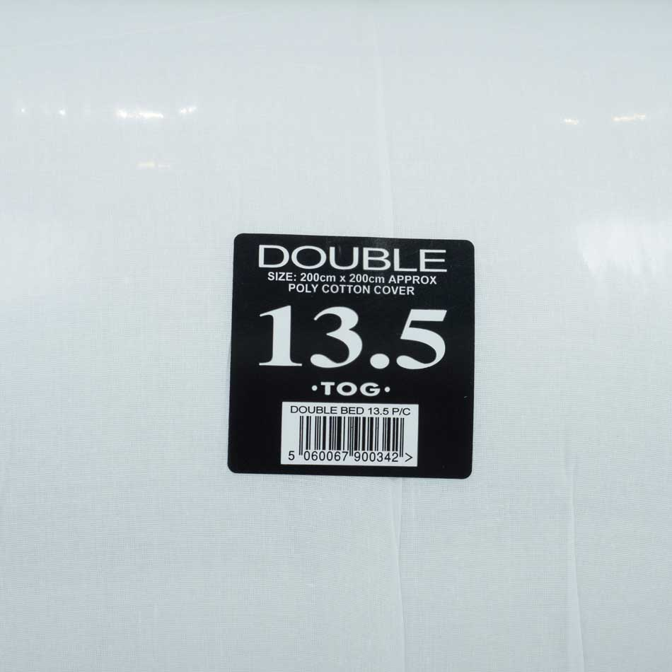 Duvets 13.5 Tog - Double