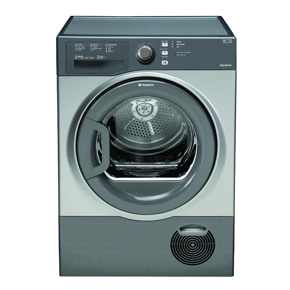 Hotpoint TCFS83BGG Condenser Tumble Dryer