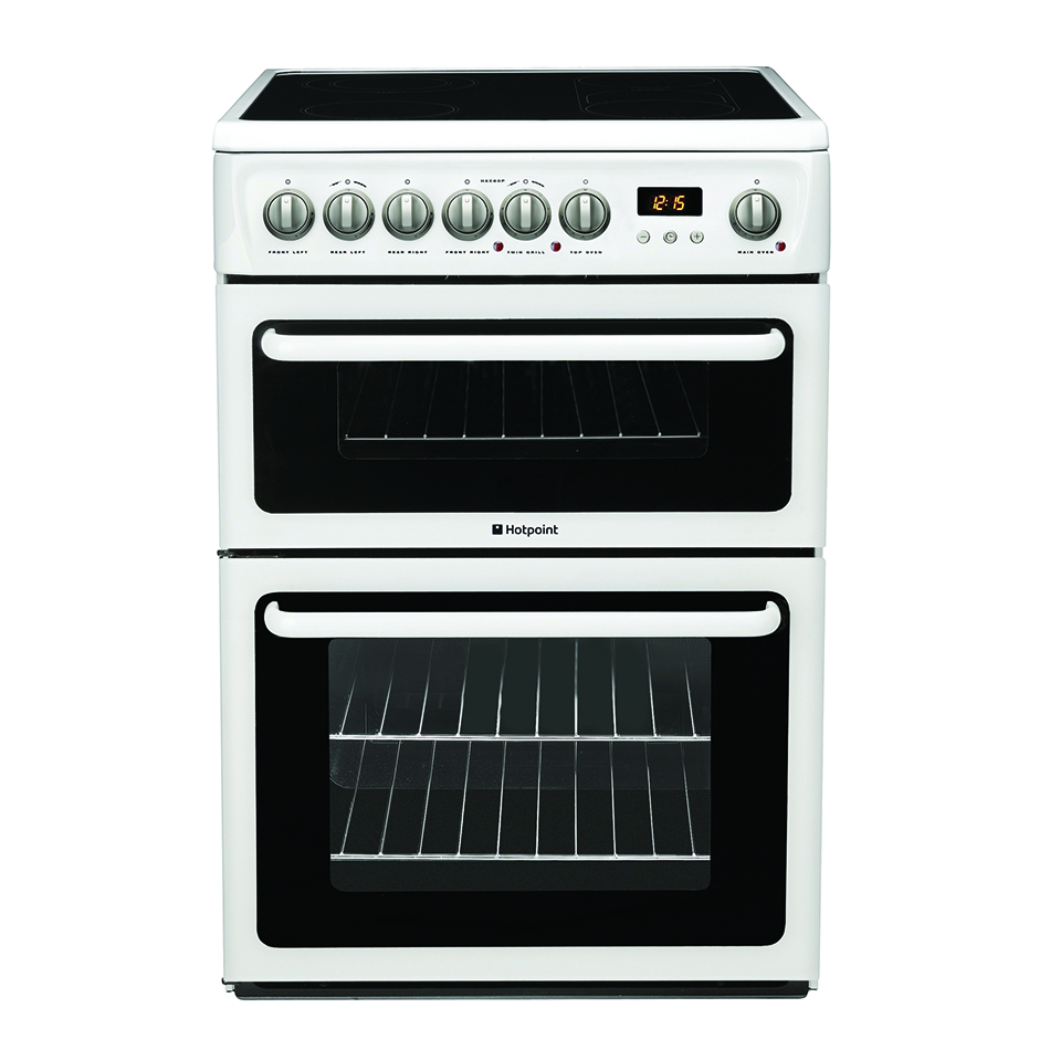 Hotpoint HAE60PS Electric Cooker