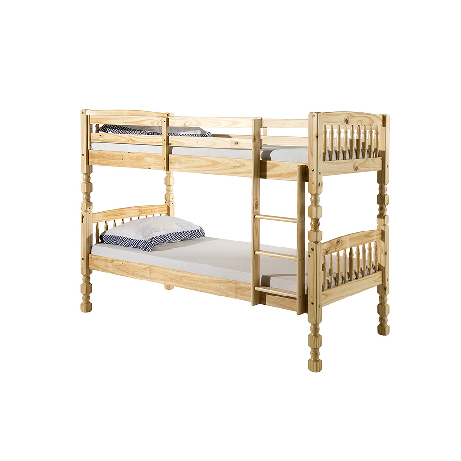 Milano Wood Bunk Beds