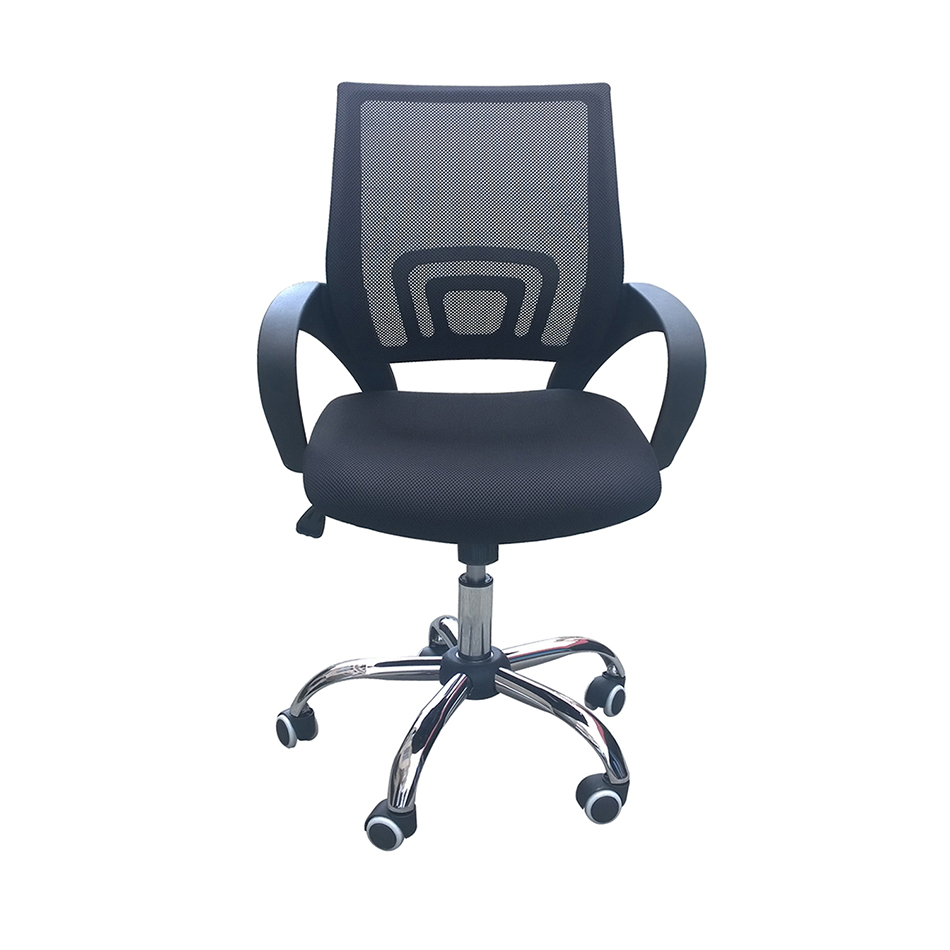 Tate Swivel Office Chair - Black