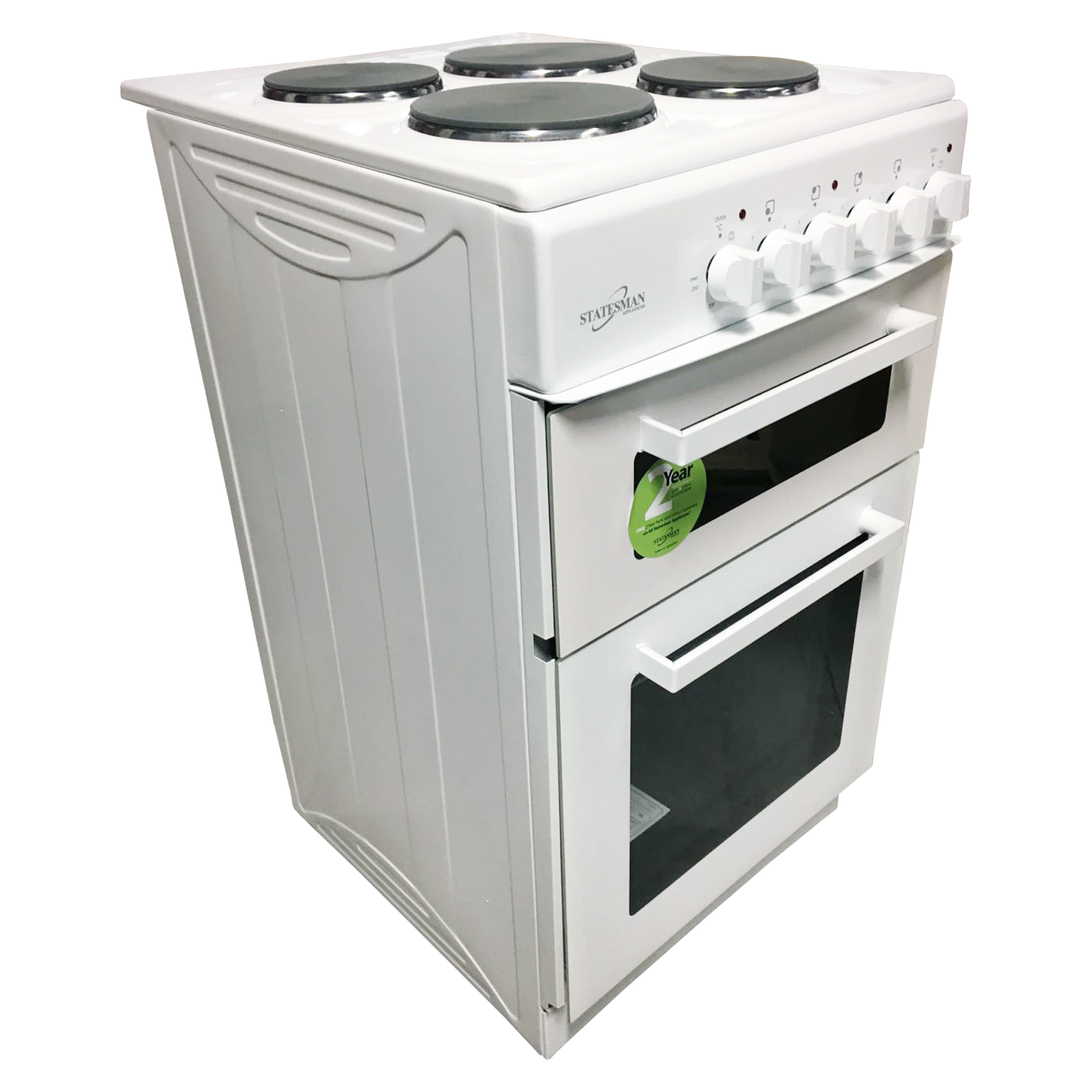 Electric Twin Cavity cooker
