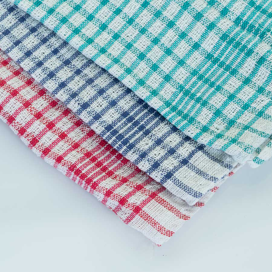 Cotton Tea Towel - 3 Pack.