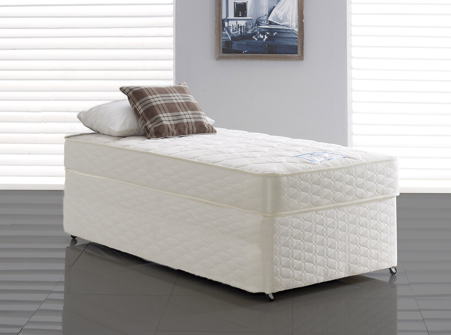 Verona Bed Base - King