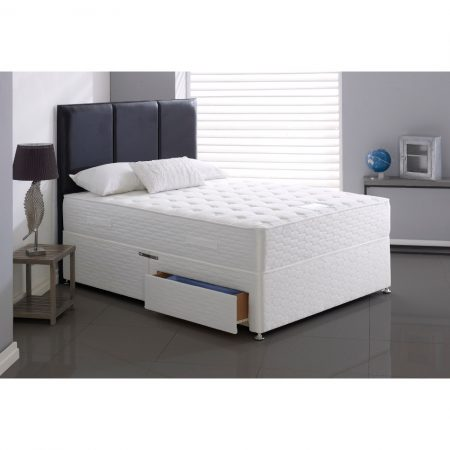 Teviot Single Luxury Divan Base