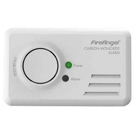 Carbon Monoxide Battery Operated Alarm