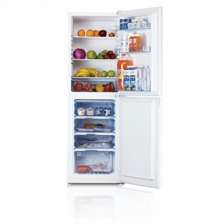 Statesman Cambrian 55cm 50/50 Freestanding Fridge Freezer