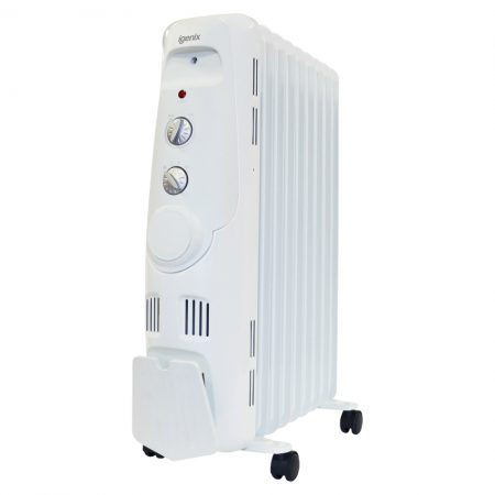 Igenix 2kW Oil Filled Radiator White