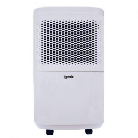 Igenix 12L Dehumidifier White