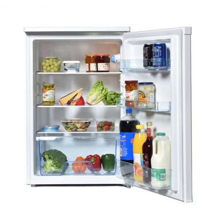 Statesman 55cm Under Counter Larder Fridge White