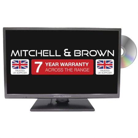 "Mitchell & Brown 32"" TV with DVD"