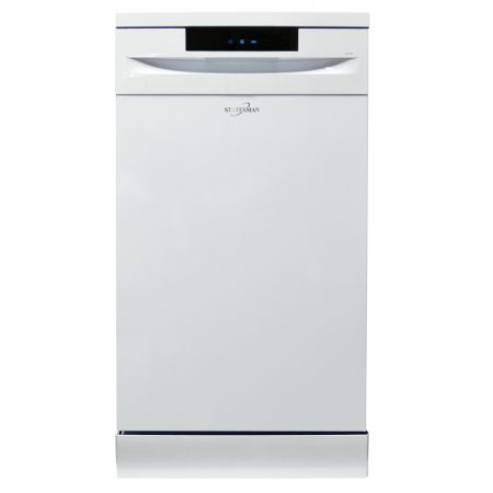 Statesman 45cm 10 Place Freestanding Dishwasher White
