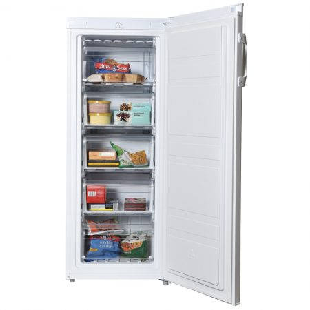 Statesman 55cm Freestanding Tall Freezer White