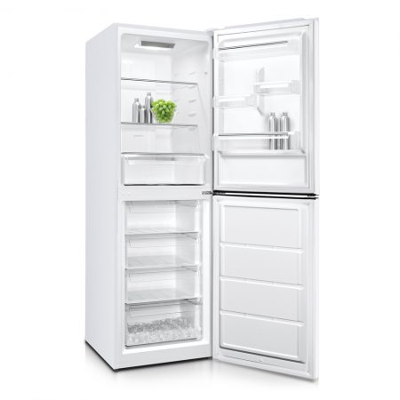 Statesman 60cm 50/50 Total no Frost Fridge Freezer White