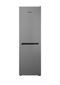 Fridge/Freezer  60cm Tall Silver