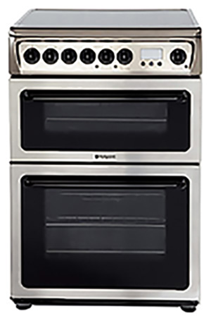 60cm Silver Double Cavity Electric Cooker