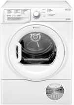 White Condensor Dryer